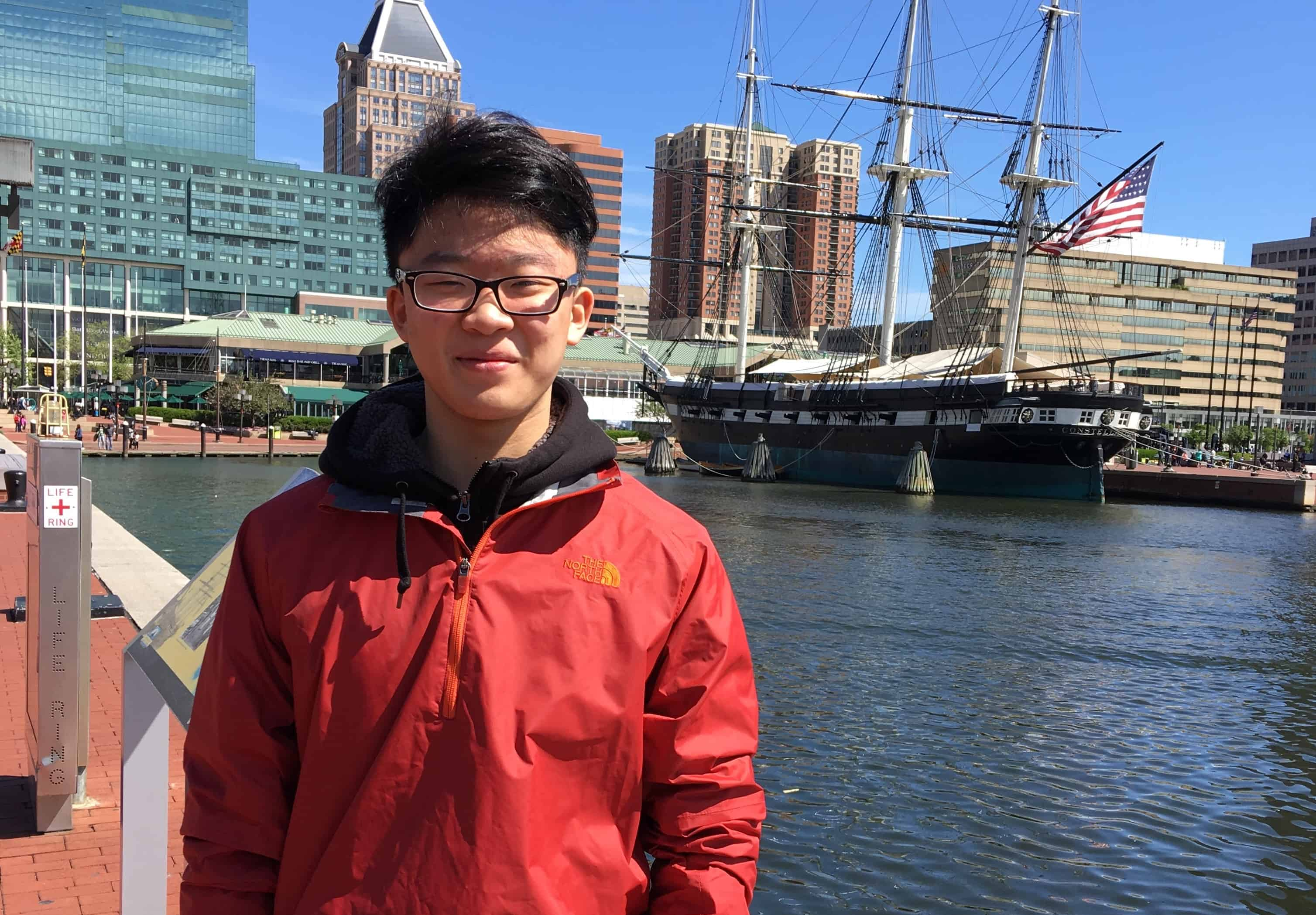 MEK Success Stories: Joon Paik, Columbia 2023